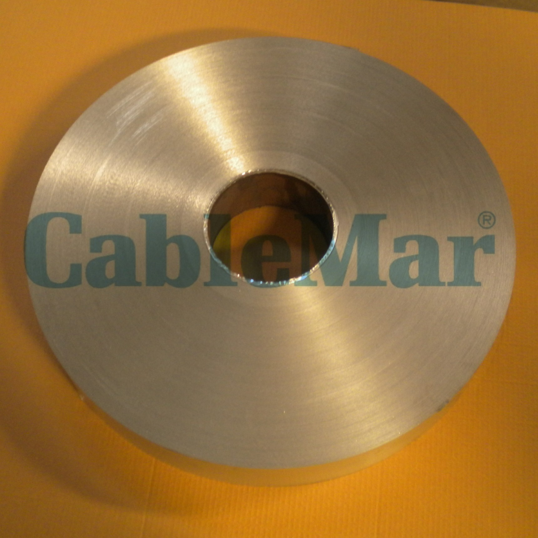 PP COATED ALUMINUM TAPE (FOR PPR PLASTIC STABLE PIPES)